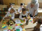 Підготовка до свята Дня вчителя
