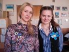 вчителі, що підготували свято: Вертегел Анастасія Сергіївна і Асаулюк Тетяна Вол